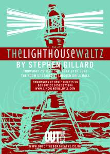 Lighthouse Waltz Poster
